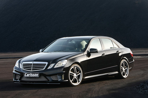 MERCEDES - BENZ E-CK63 RS da CARLSSON