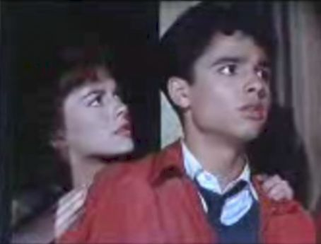 "Nat and Sal in ""Rebel Without a Cause"""