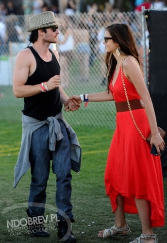 Nina and Ian Coachella