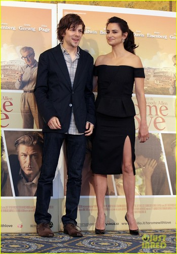Penelope Cruz: 'To Rome With Love' foto Call