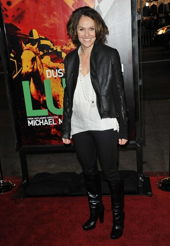 "Premiere of HBO's ""Luck"" in Los Angeles"
