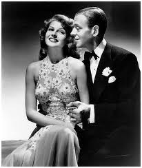 Rita Hayworth and 프레드 Astaire