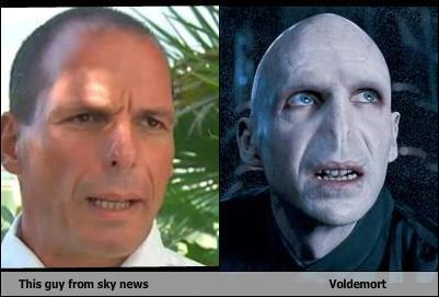 Voldemort as a muggle