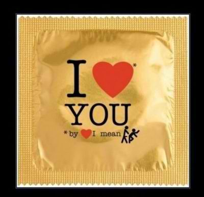 funny condom wrappers