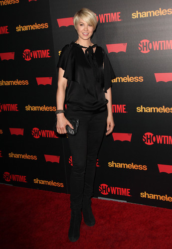 """Shameless"" Season 2 premiere in LA"