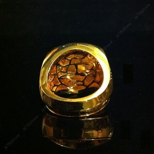 1993 NBA Chicago Bulls Michael Jordan Championship rings replica 18K