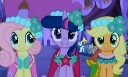 A Canterlot Wedding!