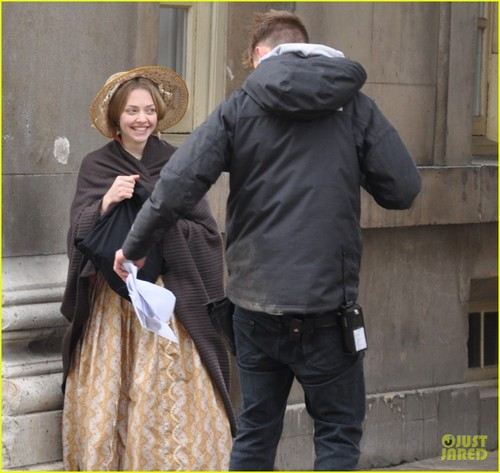 Amanda Seyfried as Cosette in 'Les Miserables' - First Look!