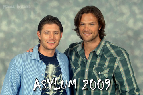 Asylum Supernatural Event