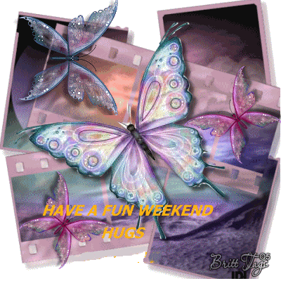 Have a beautiful weekend, Cynti