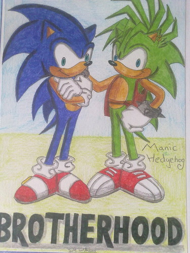 Manic and Sonic
