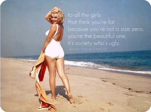 Marilyn Quote ♥