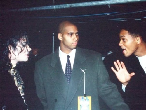 Michael and Will Smith