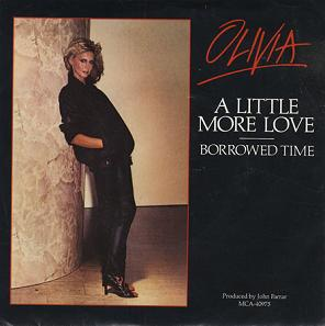 Olivia Newton John - A Little More Love cover