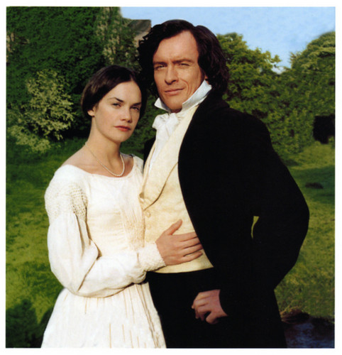 Ruth Wilson as Jane Eyre <3