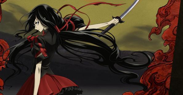 Saya (Blood C) - Anime Photo (30593630) - Fanpop