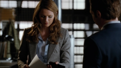 Stana Katic : Castle - 4x21