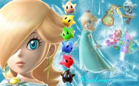 rosalina and lumas