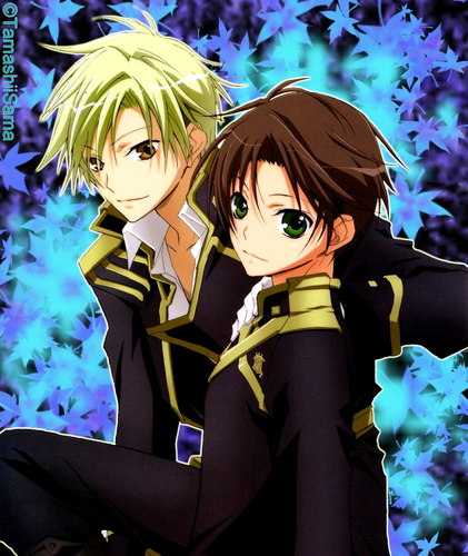 teito and mikage