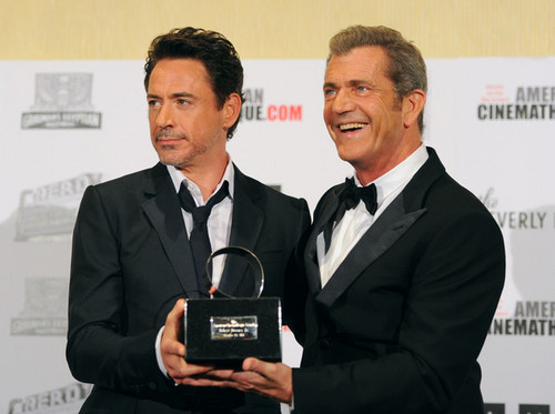 25th American Cinematheque Award Honoring Robert Downey, Jr. - 照片 Op