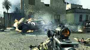Call of Duty Modern Warfare