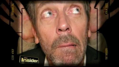 Hugh Laurie- The insider.