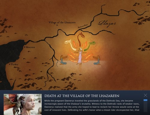 Journey of Daenerys Targaryen