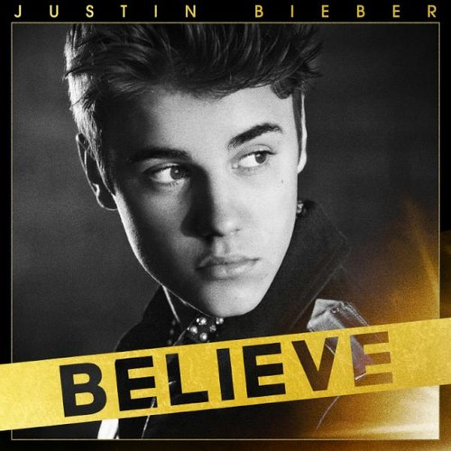 #BELIEVEalbumCover standard version