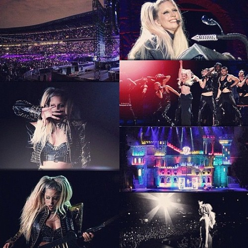 Lady GaGa- BTW Ball in Korea!