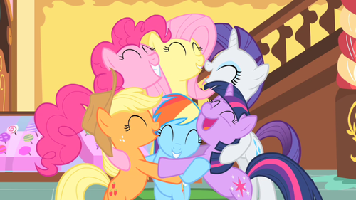 MLP: FiM screencaps