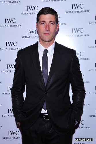 Matthew rubah, fox || IWC New York