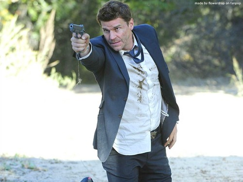 Seeley Booth kertas dinding