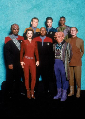 nyota Trek: Deep Space Nine