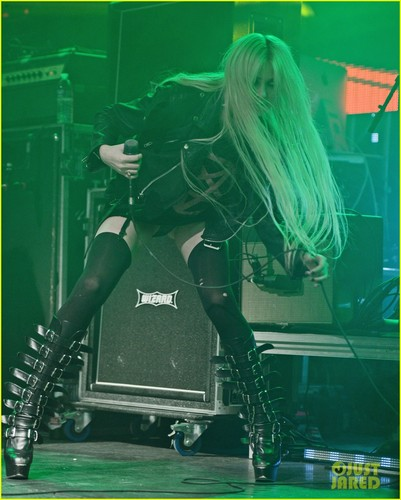 Taylor Momsen: Culture Room with The Pretty Reckless!