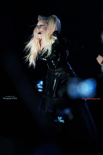 The Born This Way Ball Tour in Seoul, South Korea