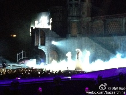 The Born This Way Ball in Hong Kong (May 2)
