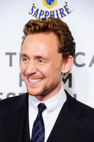 Tom Hiddleston @ Tribeca Film Festival Closing Night