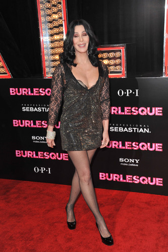 """Burlesque"" Premiere at Grauman's Chinese Theater in Hollywood"