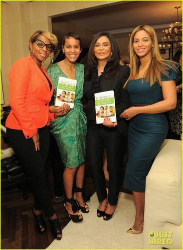 Beyoncé & Jay-Z: Erica Reid's Book Launch Party!