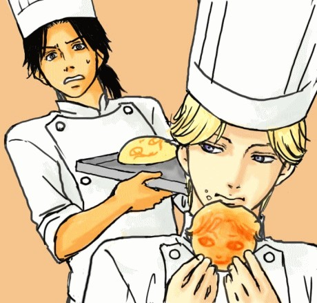 Dr. Tenma and Johan Liebert