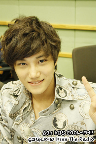 EXO-K KAI @ Kiss The Radio