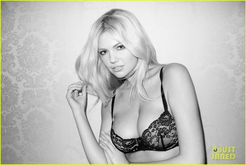 Kate Upton: Bikini for Terry Richardson Photo Shoot!