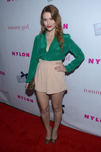 NYLON Magazine Celebrates The Annual May Young Hollywood Issue - Arrivals