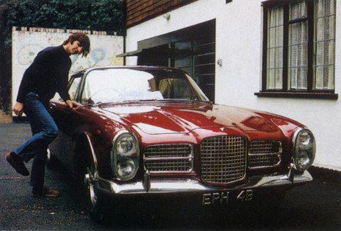 Ringo and his car