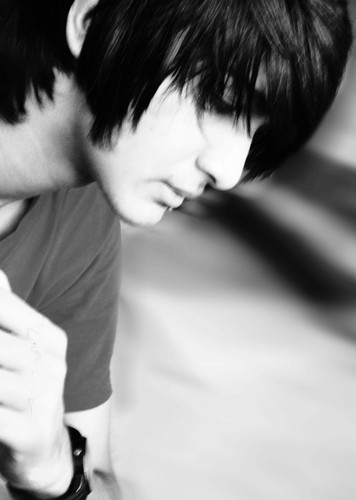 Sad Boy - fotografia por Devian art
