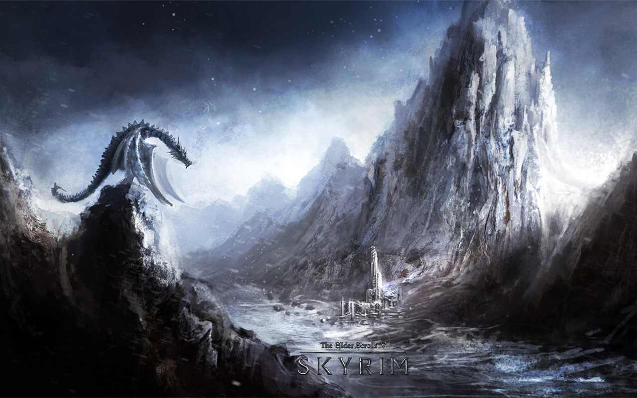 elder scrolls v : skyrim images skyrim wallpapers hd wallpaper and