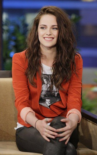 The Tonight tunjuk with jay Leno (4.5.2012)