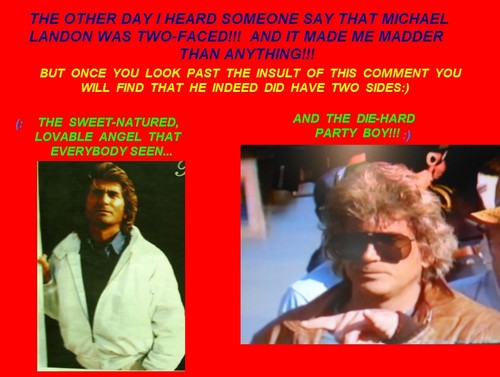 michael landon party boy:)