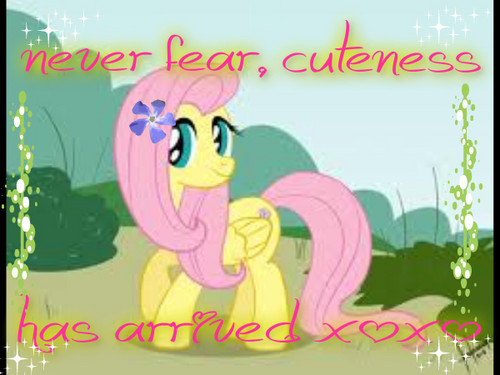 never fear! cutness is here!