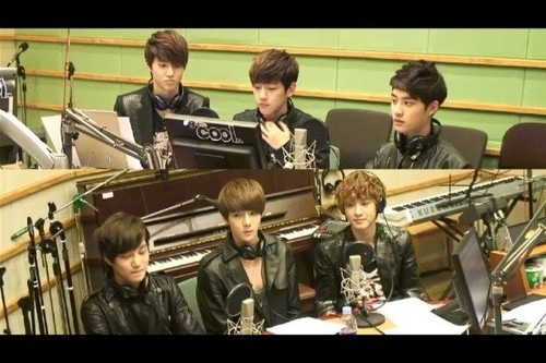 [120514] EXO-K at 89.1 KBS Cool FM